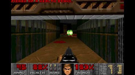 Original Doom Gameplay [nightmare Difficulty] Youtube