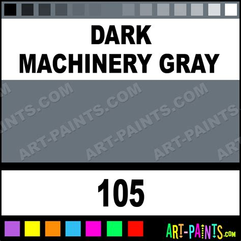 machinery gray industrial colorworks enamel paints