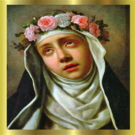 la chaise santa rosa santoral católico santa rosa de lima