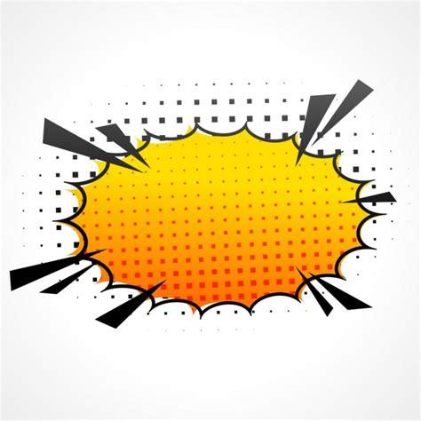 Bang For Comic Vector Free Download