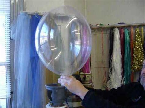 Filling Sealing Qualatex Inch Decor Bubble Wmv