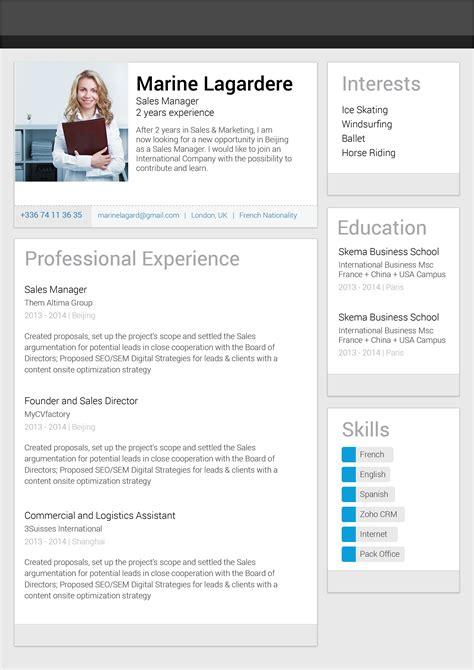 resume  linkedin resume ideas