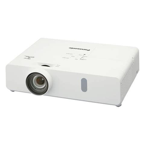 proyektor panasonic pt vx430a 4500 lumens xga vision