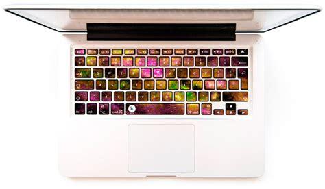 laptop aufkleber sternenstaub tastaturaufkleber ein