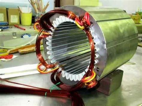 bobinado motor electrico 60 hp youtube