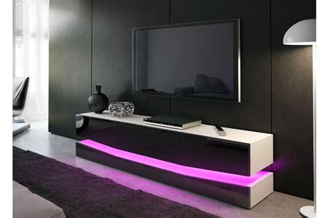 rangement mural chambre meuble tv design blanc 178 cm trendymobilier com
