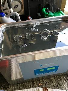 A Bikers Guide To Buying An Ultrasonic Cleaner For