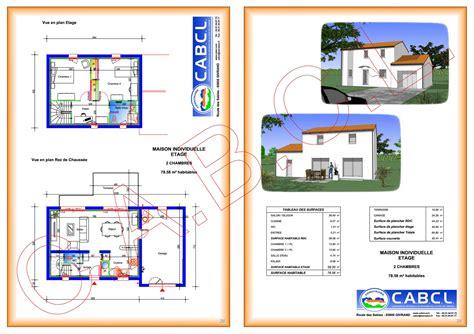 plan maison etage 2 chambres plan de maison a etage 2 chambres bricolage maison