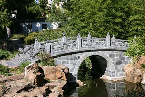 Garden Chinese by Bridge In The Chinese Garden Frankfurt Pictures