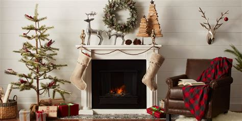 country mantel decorating ideas country chic christmas decorating ideas for the home overstock com
