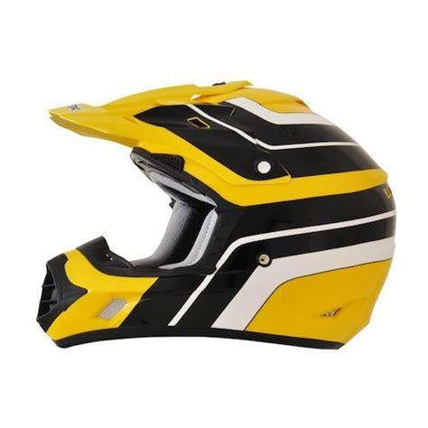yamaha motocross helmet afx fx 17 vintage factory helmet revzilla