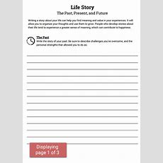 Life Story (worksheet)  Therapist Aid