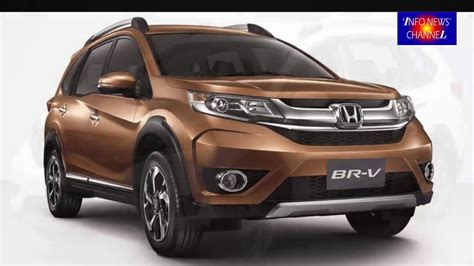 Review Honda Brv 2019 by Honda Brv 2019 New Specs