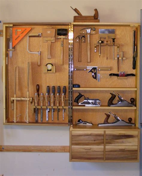 Tool Cabinet   FineWoodworking