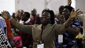 Nigerian Church Spreads African-Style Zeal Across North ...