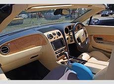 Bentley Interior Car Models