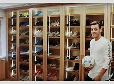 Mesut Ozil house Take a tour of the Arsenal star's London