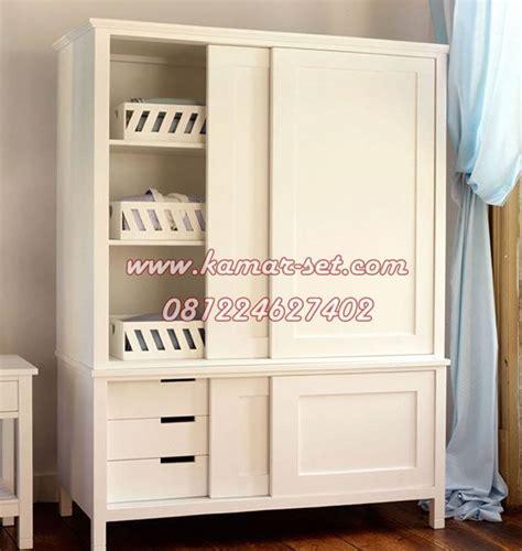 lemari pakaian anak lemari baju pintu slidng almari pakaian murah kamar