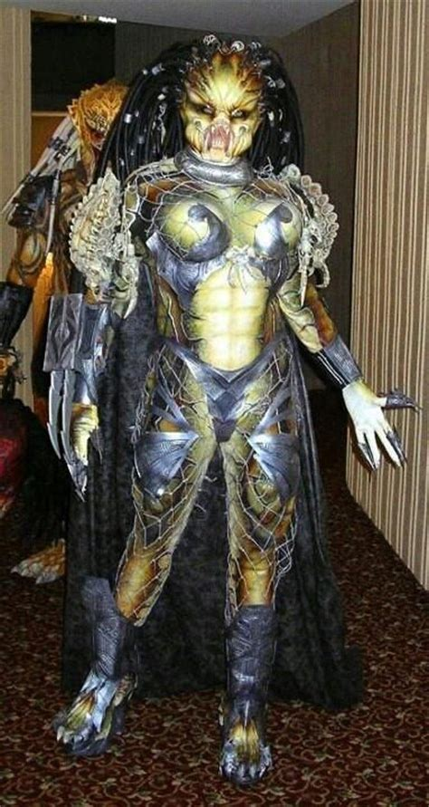 17 Best Ideas About Predator Costume On Pinterest