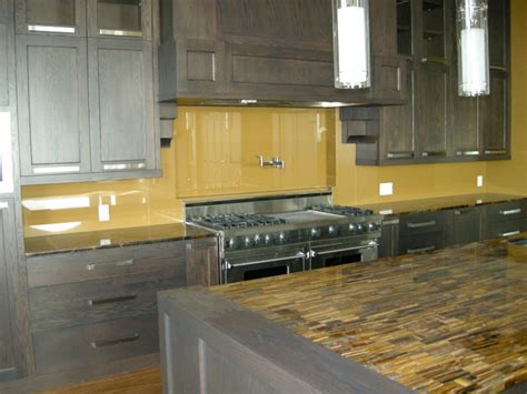 glass for kitchen backsplash 4 reasons to install a glass splashback in your 3777