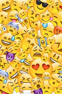 iPhone Emoji Collage