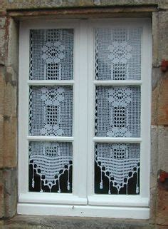 1000 images about curtains in crochet on pinterest