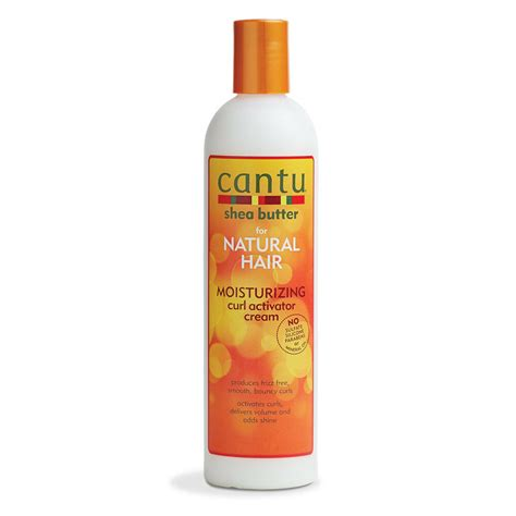 cantu shea butter  natural hair moisturizing curl