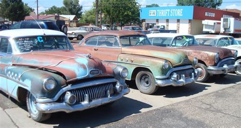 Orval's Used Cars   Classic Car Collectibles in Delta