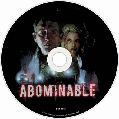 Abominable Fanart Tv Dvd Disc Movies