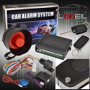 Jdm Car Alarm Security System Remote Transmitters With