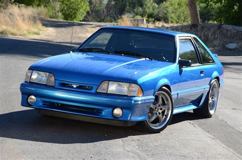 1992 ford mustang for 1992 ford mustang gt keeps costs low and gets million