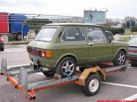 carrello porta auto usato vendesi miniescavatore carrello trasporto auto usato