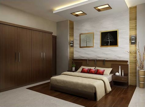 Attractive Interior Designs For Bedrooms Style Ideas With