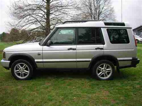 Purchase Used 2004 Land Rover Discovery Se7..leather..3rd