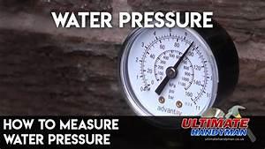 Diagram Of A Pressure Gauge