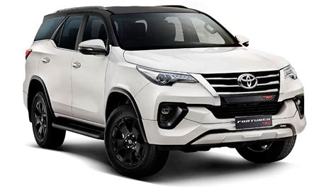 Toyota fortuner boosts power, sty. Toyota Fortuner TRD Limited Edition Launched at Rs. 34.98 ...