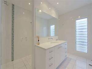 Tiles in a bathroom design from an australian home for Australian bathroom designs
