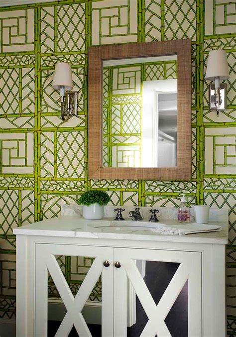 Quadrille Wallpaper Design Ideas