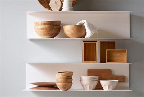 駘駑ents muraux cuisine etagères murales rangements muraux ikea