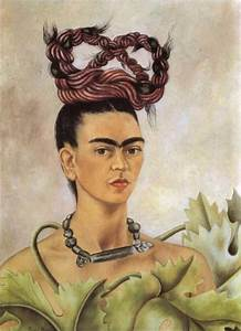 20 Most Famous Frida Kahlo Paintings - The Artist - Art ...