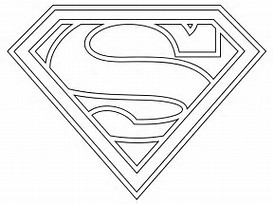 hd wallpapers printable coloring pages superman - Printable Coloring Pages Superman