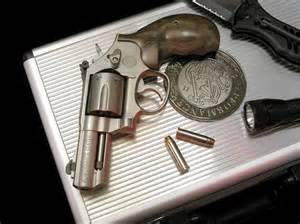Smith and Wesson Model 66 Revolver