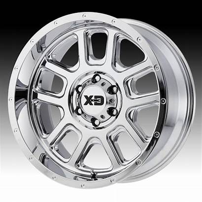 Chrome Wheels Xd Kmc Rims Delta Custom