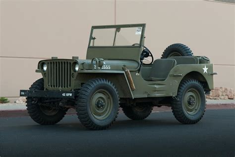 military jeep side 1942 ford gpw 139076