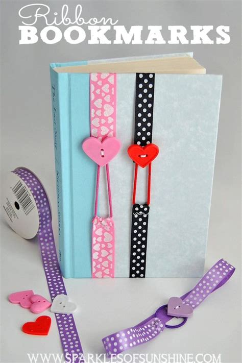 easy crafts    sell homemade bookmarks