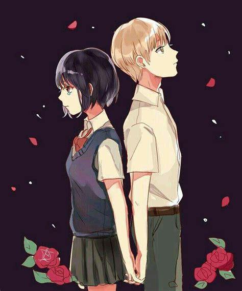 "foto de Frases de animes♡ Frase #101 ""Kuzu no Honkai"" Wattpad"