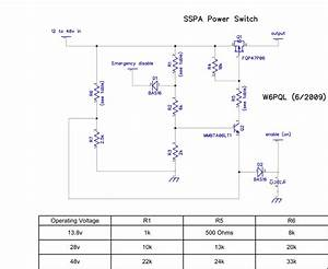 High Current Dc Switch
