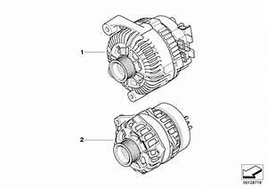 2003 Bmw X5 Exch  Generator  180a  Alternator  Alpina