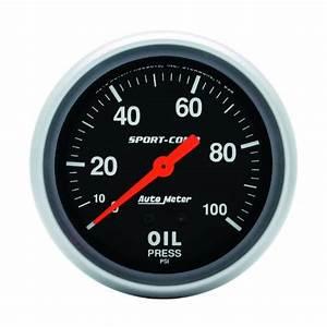 Autometer 3421 Sport