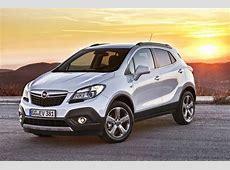 News Opel Confirms Mokka SUV For Local Sale